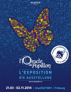affiche oracle du papillon